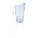 Caraffa in plastica trasparente Montpellier Personalizzata