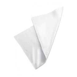 Canovaccio in cotone bianco Personalizzato