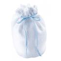 Set da neonato in spugna Bonbon Personalizzato