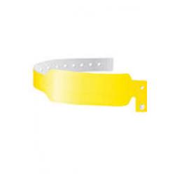 Braccialetto Monouso colorato in PVC Personalizzato