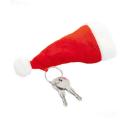 Portachiavi Natalizio Merry Personalizzato