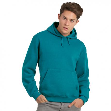 Felpa B&C Hooded Personalizzata