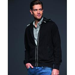 Felpa Men's Hooded Jacket Personalizzata