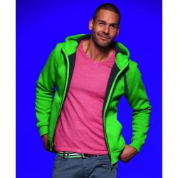 Felpa Men's Doubleface Jacket Personalizzata