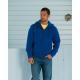 Felpa Authentic zip intera con cappuccio Personalizzata
