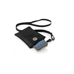 Porta Smartphone in tessuto imbottito Personalizzato