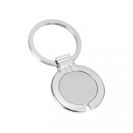 Portachiavi magnetico ad anello piatto Karry
