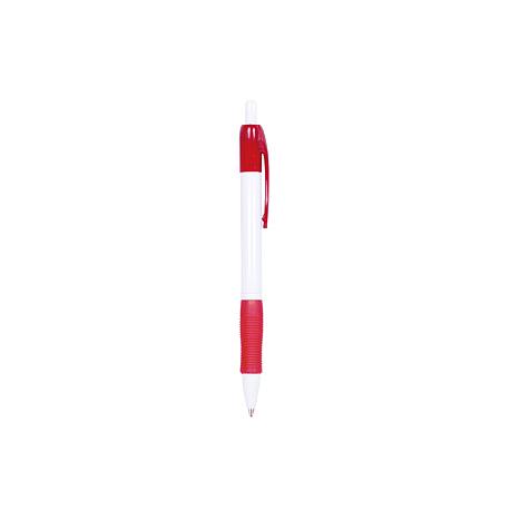 Penna in ABS bianco Personalizzata