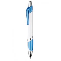 Penna in ABS bianco Giusy Personalizzata