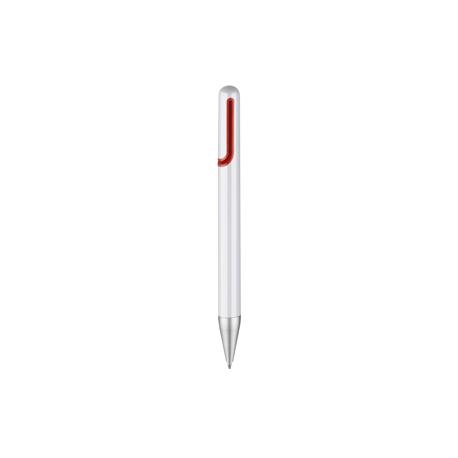 Penna in ABS bianco Brenda Personalizzata