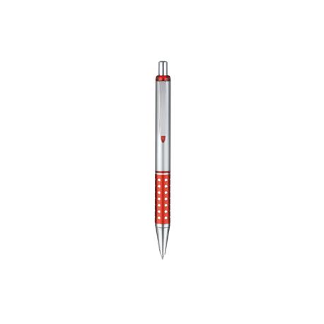 Penna in plastica silver Jenny Personalizzata