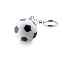 Portachiavi con antistress a forma di pallone da calcio Personalizzato