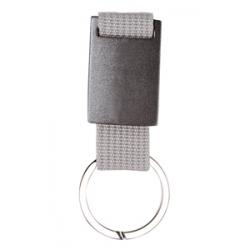 Portachiavi in metallo colorato Rikko Personalizzato