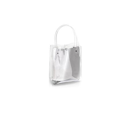 Copricostume in borsa trasparente personalizzato