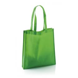 Shopper in TNT Wasabi Personalizzata